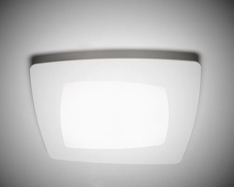 Plafoniera Quadrata Per Bagno : Debra quadrata sforzin plafoniera led lightinspiration.it