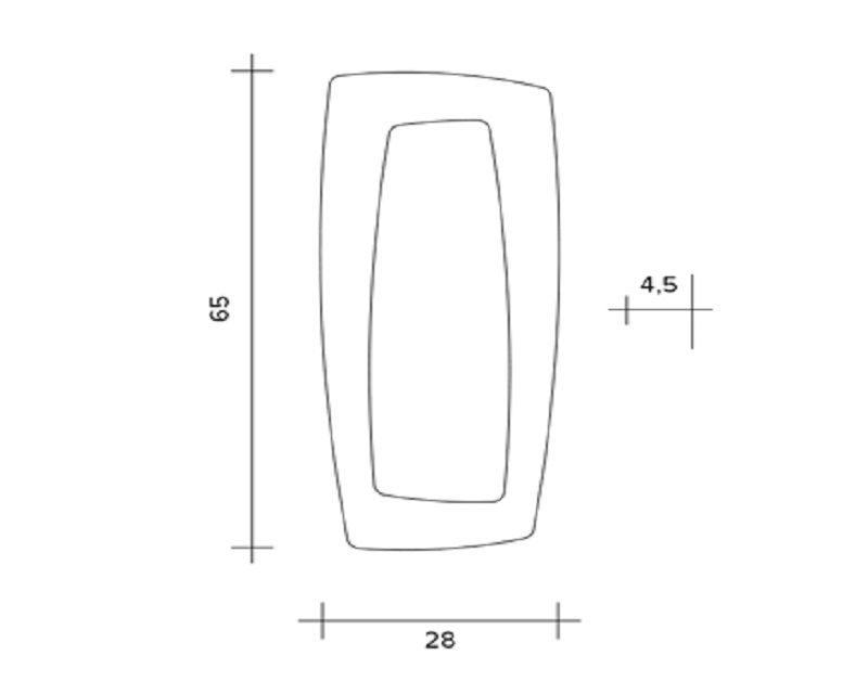 debra-rettangolo-led-da-parete-a-soffitto-sforzin-disegno