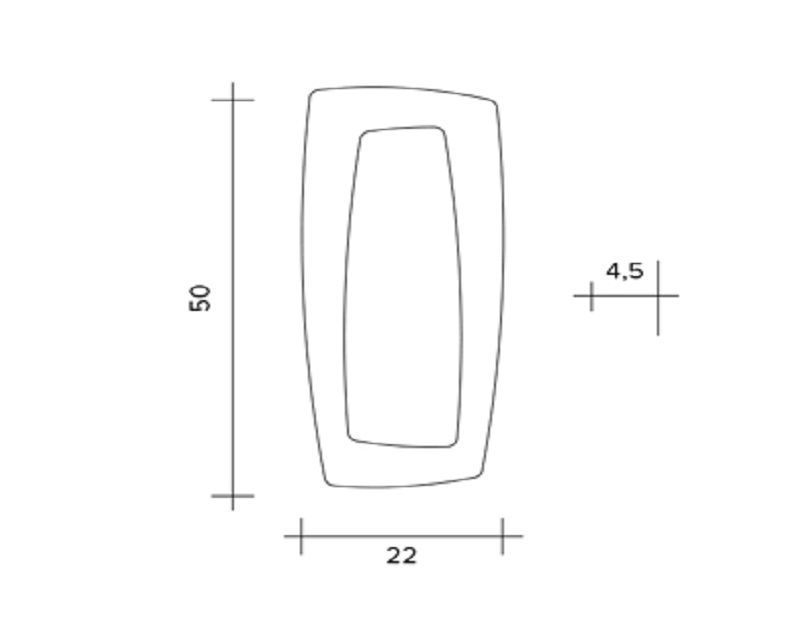 debra-rettangolo-led-da-parete-a-soffitto-sforzin-tecnica