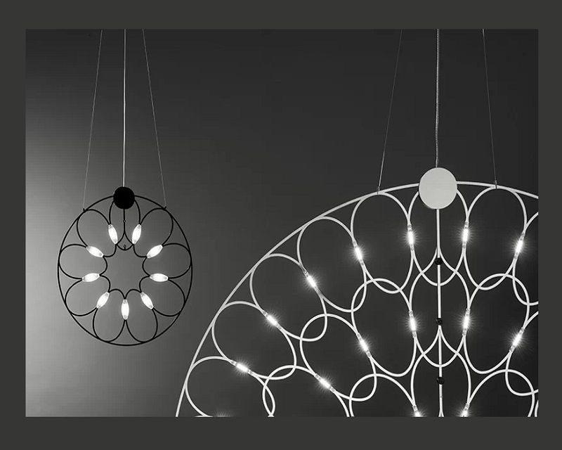 lafra-lampadario-led-moderno-sforzin-particolare