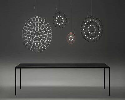 lafra-lampadario-led-moderno-sforzin-rame-nickel-nero-cromo