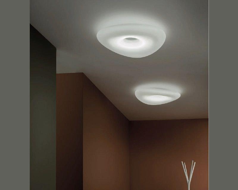 Plafoniera Ufficio Design : Mr magoo maede plafoniera led moderna lightispiration.it