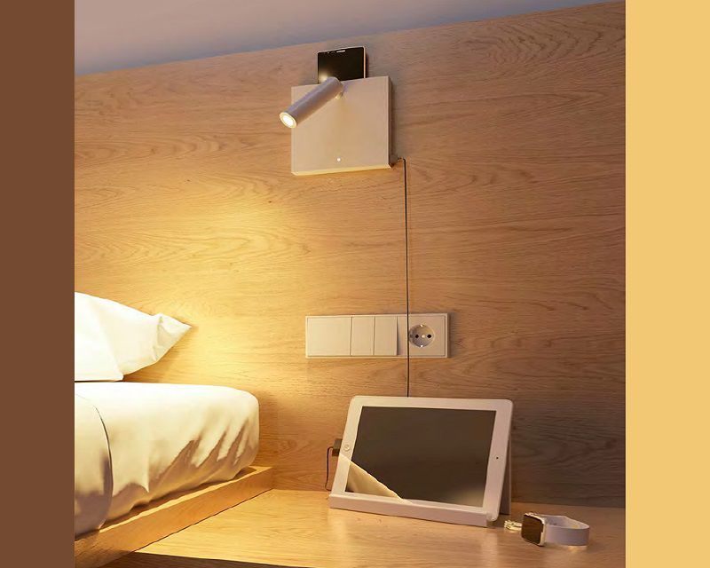 Sweet beneito applique led orientabile lightinspiration.it