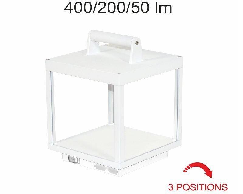 visor-bianco-aluminium-led-beneito