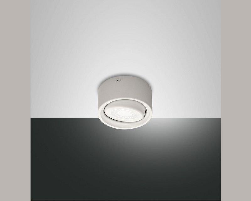 Anzio fabas plafoniera led orientabile lightinspiration
