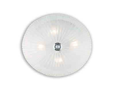 shell-applique-classica-vetro-trasparente-medium-ideal-lux