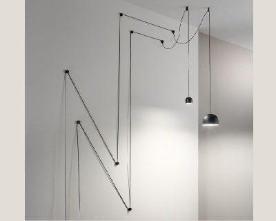 tall-lampadario-sospensione-regolabile-led-nero-ideal-lux