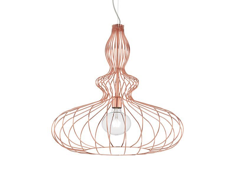 clarissa-lampadario-sospensione-classico-rame-ideal-lux