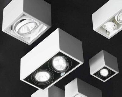 Container Logica Marino Cristal Plafoni orientabili
