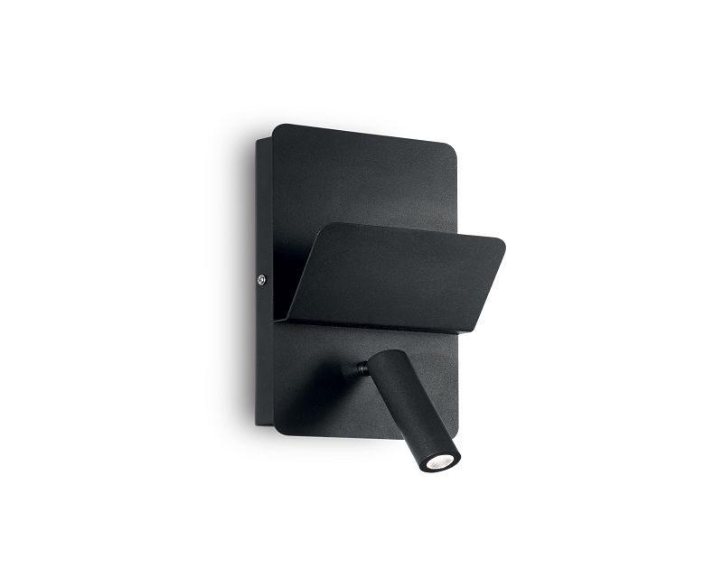 read-applique-moderno-led-usb-nero-ideal-lux