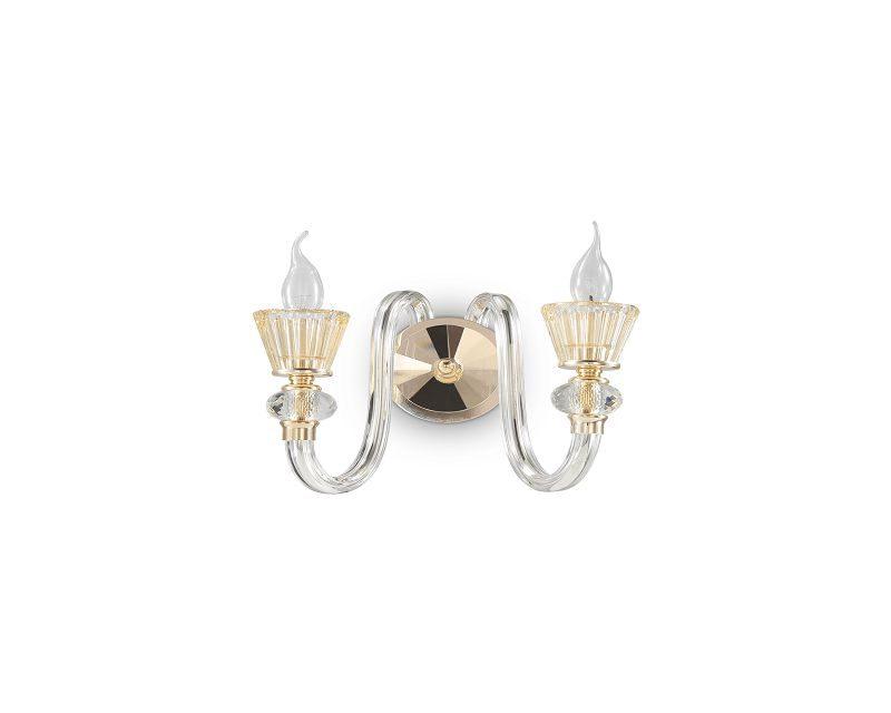 strauss-applique-classica-vetro-soffiato-ideal-lux
