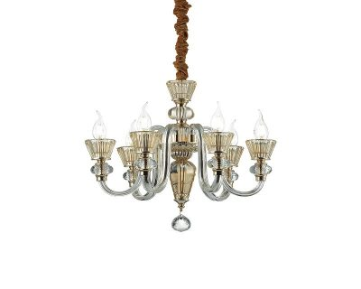 strauss-lampadario-sospensione-classico-ideal-lux