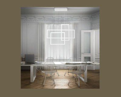 cross-lampadario-sospensione-led-tre-riquadri-bianco-perenz-ambientazione