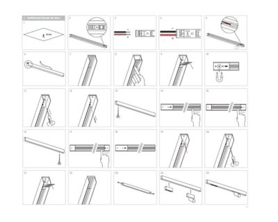 klik-klak-marino-cristal-illuminazione-a-binario-a-soffitto-istruzioni