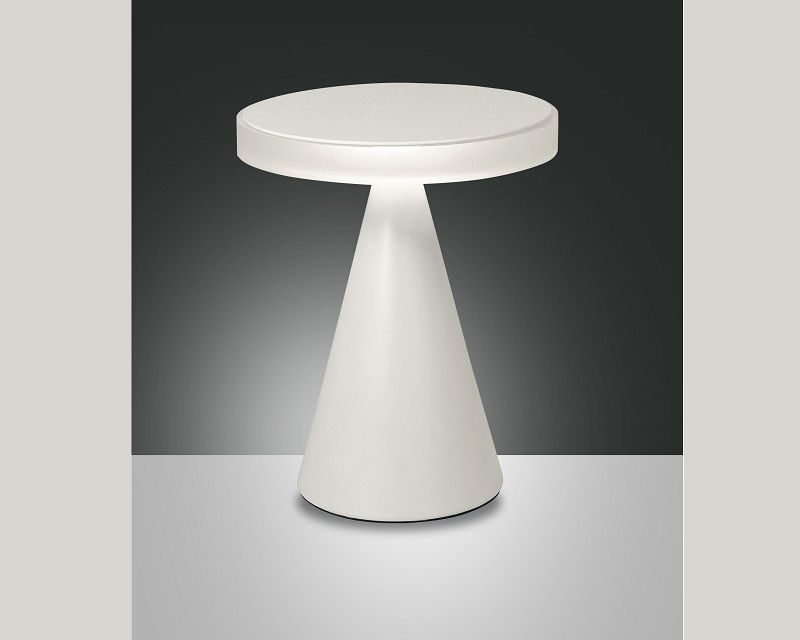 Neutra Fabas Lampada Da Tavolo Led Moderna Lightinspiration It