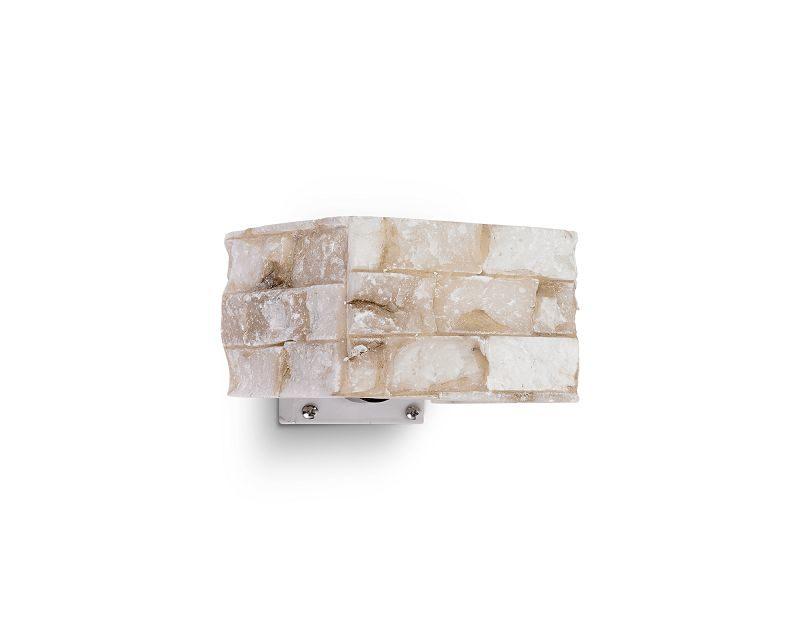 carrara-applique-small-classico-alabastro-ideal-lux