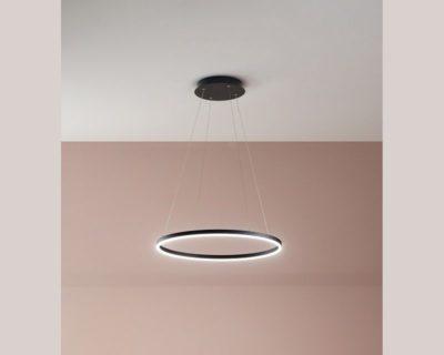 giotto-lampadario-sospensione-nero-led-dimmerabile-fabas