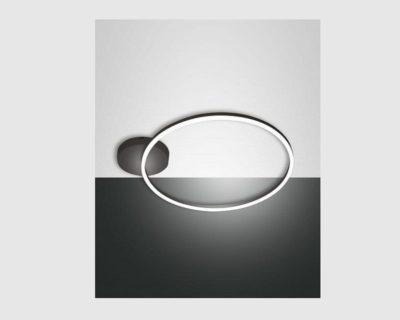 giotto-plafoniera-nera-led-smart-dimmerabile-fabas