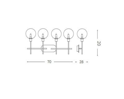 maracas-lampadario-soffitto-classico-ottone-satinato-ideal-lux-tecnica