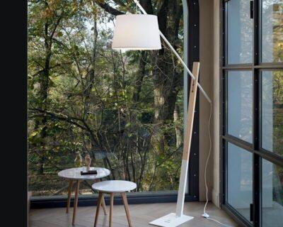 Piantana-Orientabile-Stile-Nordico-Eminent-Ideal_Lux-ambientata