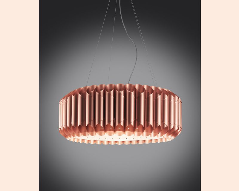 louise-lampadario-sospensione-rame-metal-linea-zero