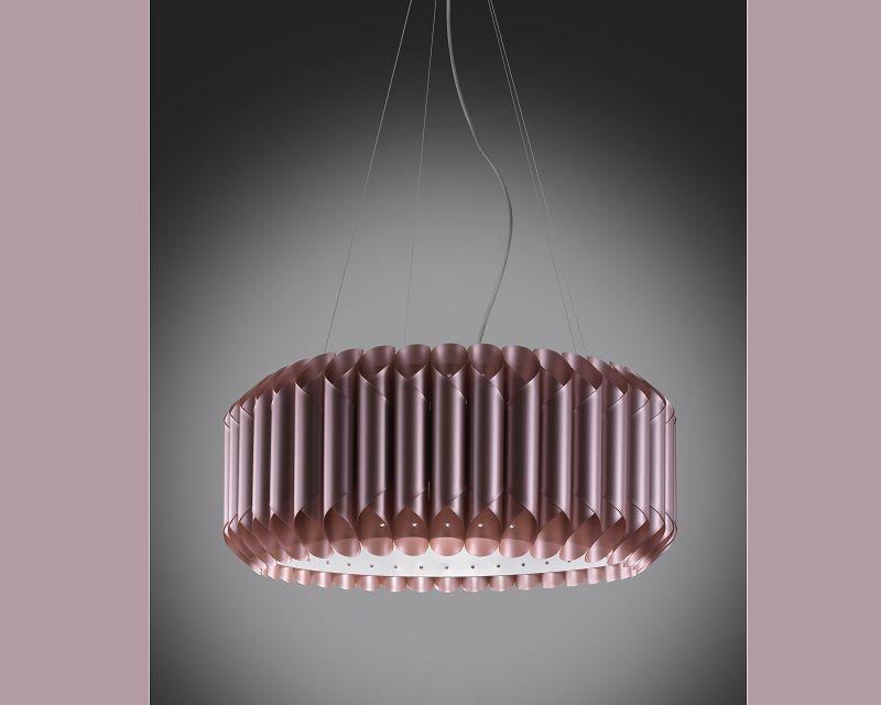 louise-lampadario-sospensione-rosa-metal-linea-zero