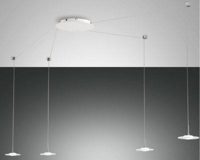 susanna-lampadario-quattro-sospensioni-led-moderno-bianco-fabas