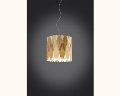amanda-lampadario-sospensione-oro-metal-small-linea-zero