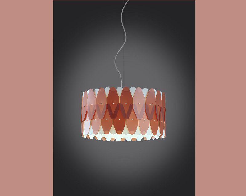 amanda-lampadario-sospensione-rame-metal-linea-zero