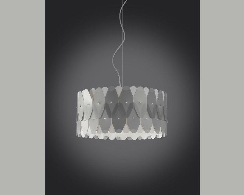 amanda-lampadario-sospensione-silver-metal-linea-zero