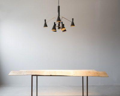imbuto-chandellier-lampadario-sospensione-ferro-renzo-serafini-ambiente