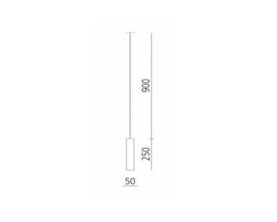 klik-klak-lampada-sospensione-led-sistema-magnetico-nero-catalogo-logica-tecnica