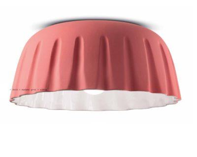 madame-gres-ferroluce-plafoniera-moderna-rosa-corallo-large
