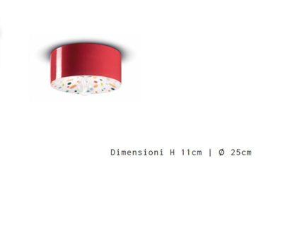 pi-plafoniera-small-pois-ferroluce