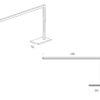 piano-solo-lampada-tavolo-led-renzo-serafini-tecnica
