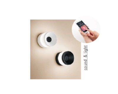Billie Fabas Applique Led con Altoparlante Bluetooth