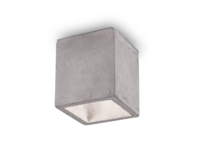 kool-lampada-soffitto-cemento-ideal-lux