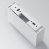 Lika Surface Ideal Lux Plafone Led Bianco 5 luci sezione