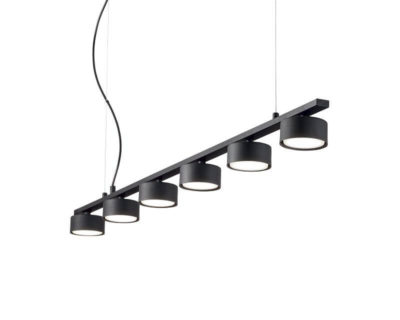 minor-linear-ideal-lux-lampadario-moderno-nero-6luci