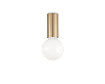 petit-ideal-lux-mini-plafone-ottone-satinato-cilindrico