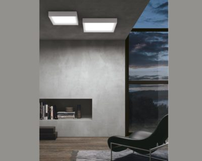 Tara Q Linea Light Applique Plafoniera Led