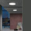 Tara R Linea Light Applique Plafoniera Led Tonda