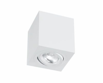 Zio Beneito Faure Mini Plafone Orientabile Bianco