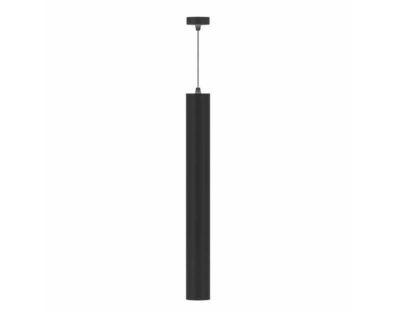 Atmos 25 Beneito Sospensione Cilindrica Moderna Nera Large