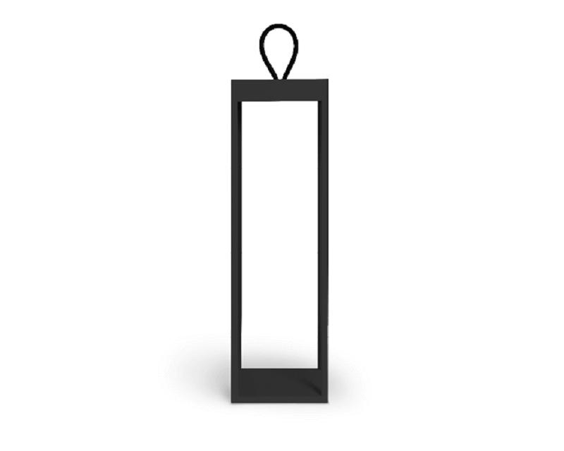 Diogene Marino Cristal Lampada da Esterno Ricaricabile Catalogo Logica