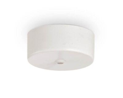 Rosone Tondo Magnetico Ideal Lux Bianco