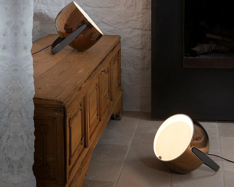 Bag Karman Lampada Da Tavolo E Terra Lightinspiration It