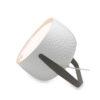 Bag Karman Lampada da Tavolo Bianco Texture