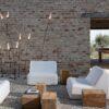 Nilo Karman Lampada Led da Terra di Design Mix