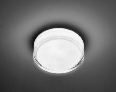 plafoniera-tonda-vetro-leds-c4